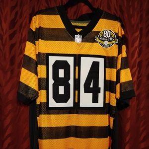 Nike On Field NFL Antonio Brown Steelers Jersey